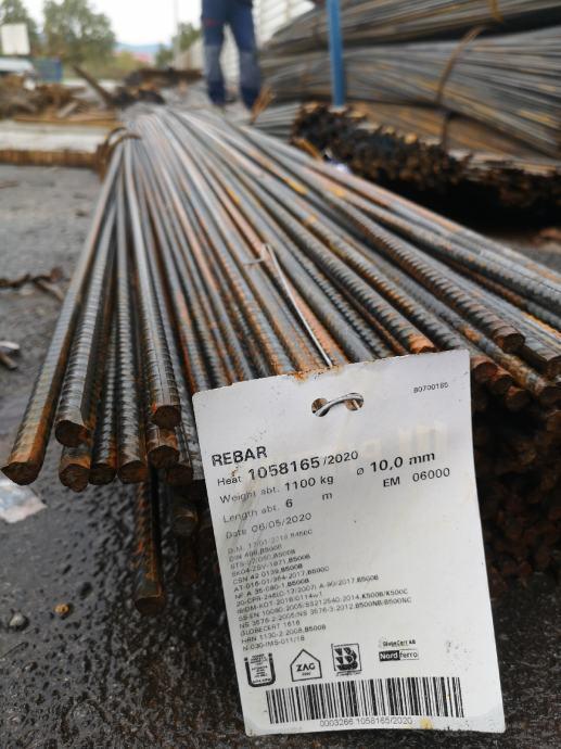 BELJO Profili - betonsko-zeljezo-sipke